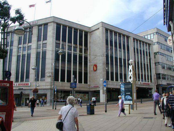 St Catherine's Retail Park, Perth – Springford